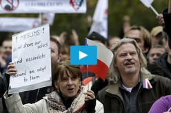 Czech Republic: far-right demonstrations attract thousands -video