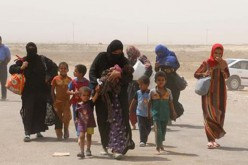 Iraq : 'Over 3.2 million displaced since 2014