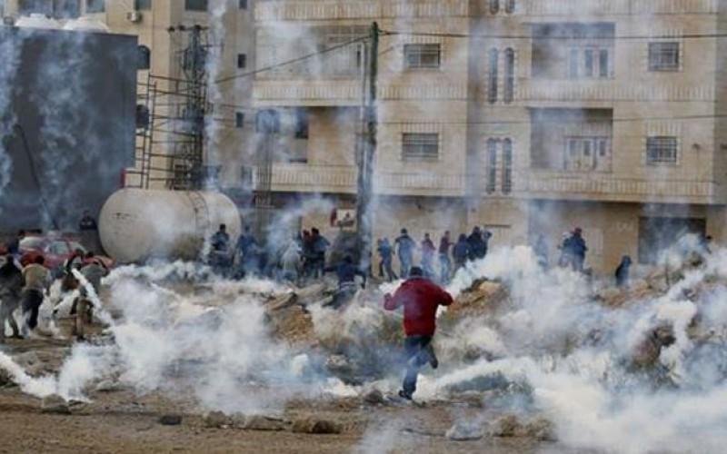 Palestinian child dies of Israeli tear gas in Bethlehem