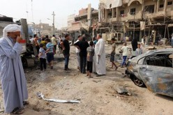 7 killed, several hurt in bombings, shootings across Iraqi capital