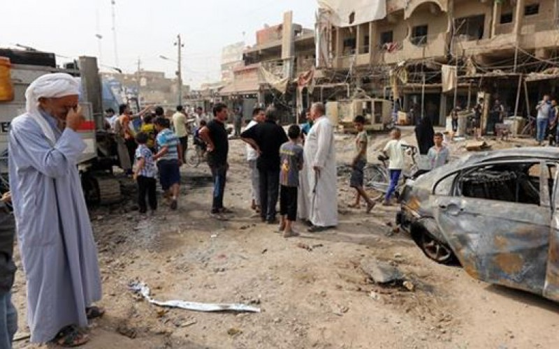 7 killed, several hurt in bombings, shootings across Iraqi capital