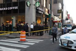 New York :1 killed, 2 hurt in shooting near Penn Station