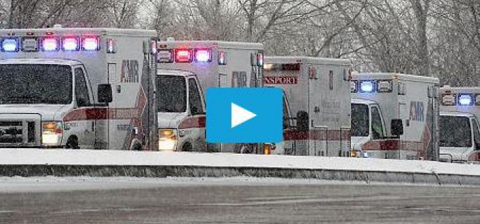 US : Three killed in shooting at Colorado abortion clinic -video