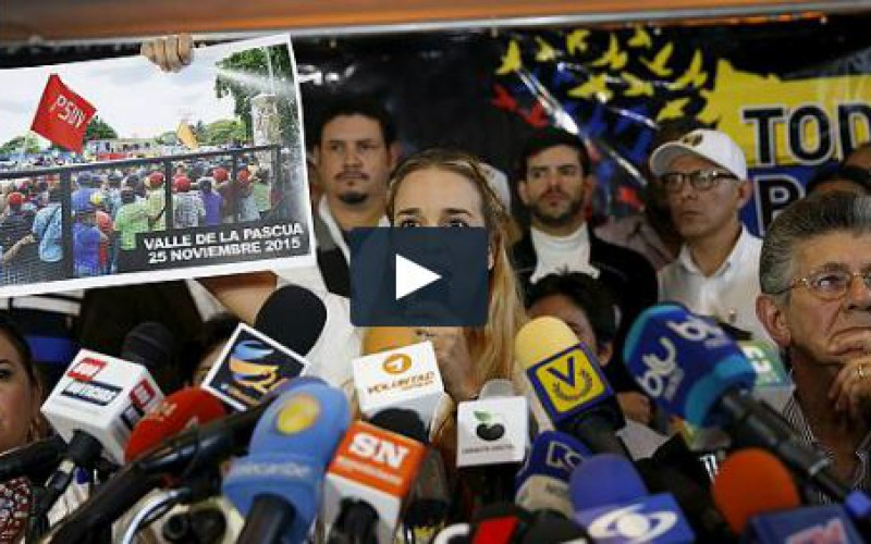 Probe opens into murder of Venezuelan opposition leader