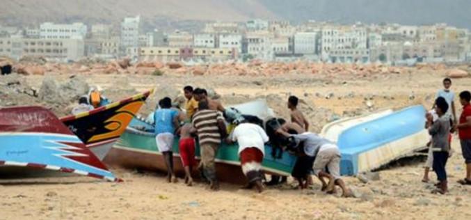 Yemen: 14 killed in the cyclone Megh