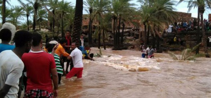 Yemen: UNHCR announces the assistance to people displaced by the cyclone Chapala
