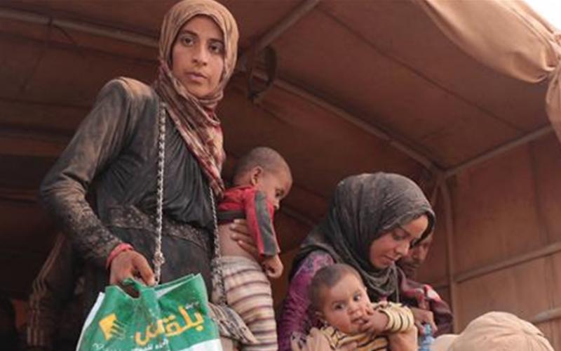 Amnesty: Syria refugees facing humanitarian disaster in Jordan