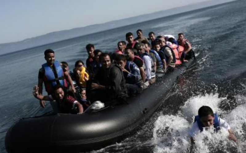 1 million migrants arrived in Europe in 2015 (UN)