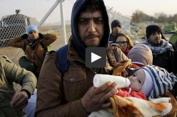 No respite for aid workers as refugees continue to flood into Europe -video