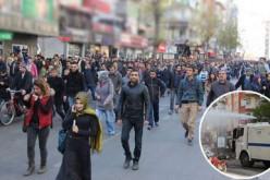 Violence in Diyarbakir as Turkish crackdown on PKK continues
