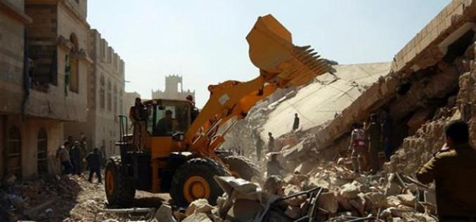 Yemen: Yemeni judge and six members of his family killed in Saudi raids