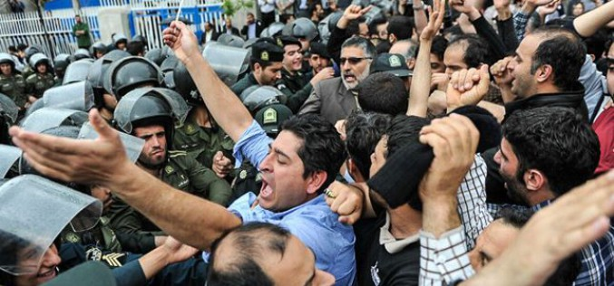 Iran: police Arrest 40 People for Storming Saudi Embassy in Tehran