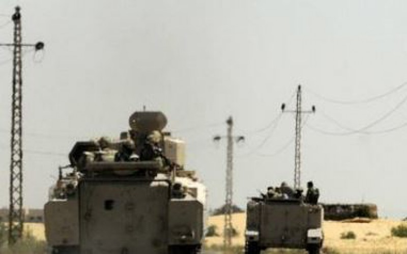 Egypt: Shelling by militants kills four soldiers in Sinai