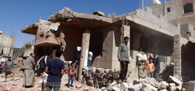 Yemen : Fresh Saudi airstrikes leave17 civilians dead