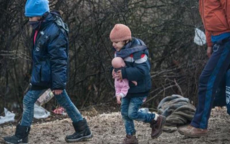 10,000 refugee children are missing, (Europol)