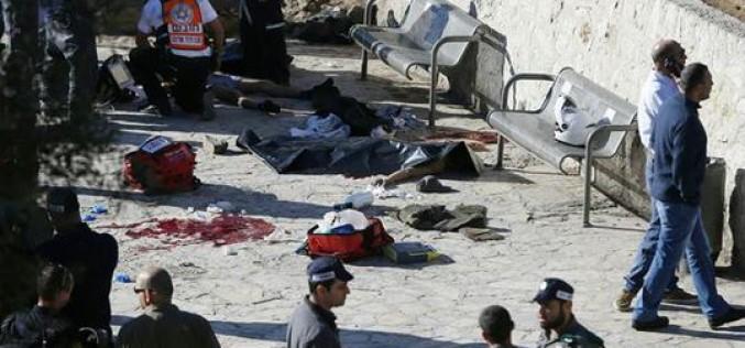 Israeli police shoot dead 3 Palestinians