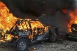 Syria: car bomb kills at least 8 in Damascus