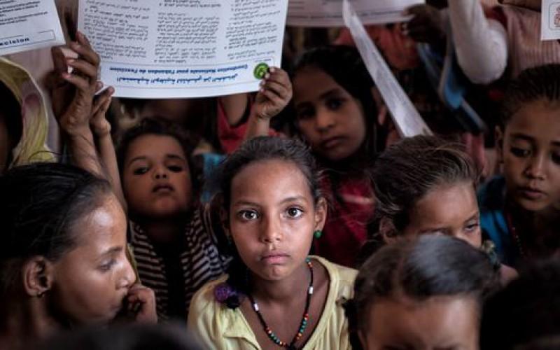 Senior UN officials urge elimination of 'violent practice' of female genital mutilation by 2030