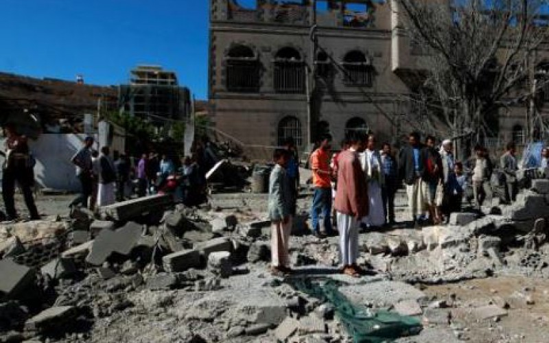 Yemen: 30 people killed in an air raid of the Saudi regime