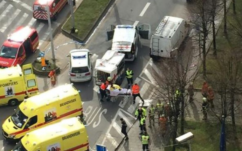 Brussels: thirty dead and over 200 injured in attack
