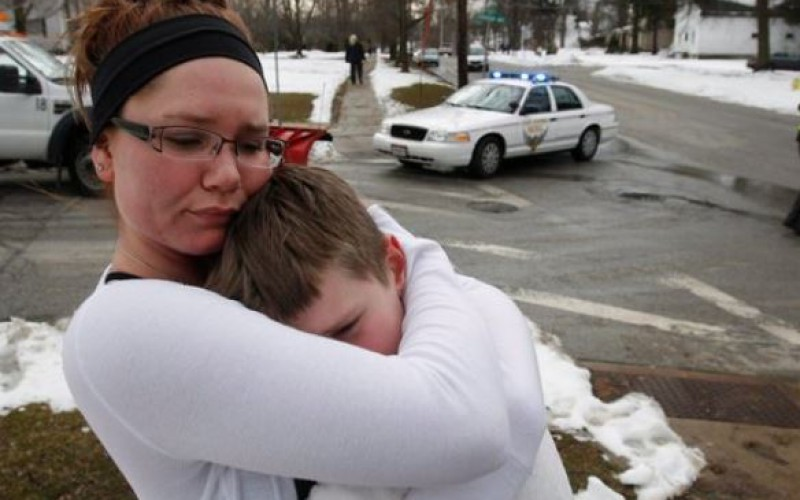 US: four wounded in shooting at Ohio high school