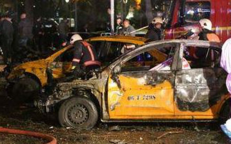 Turkey:  bombing killed at least 27 people in the heart of the capital