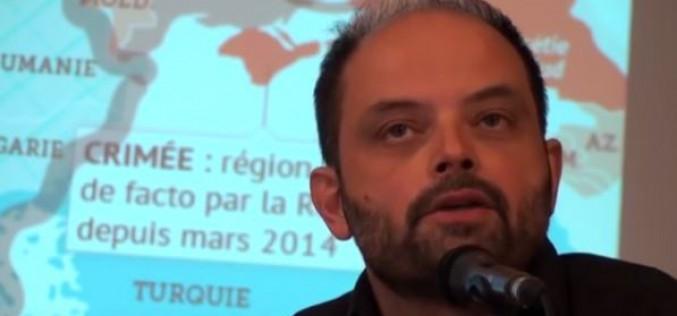 Yugoslavia to Ukraine on Chernobyl media repeats – Slobodan Despot – video