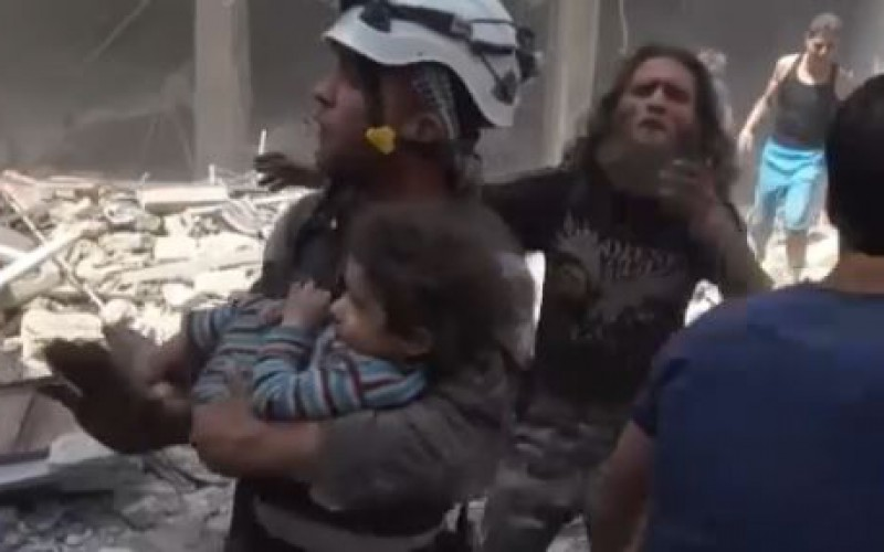 Syria: a bloody week in Aleppo, civilians targeted