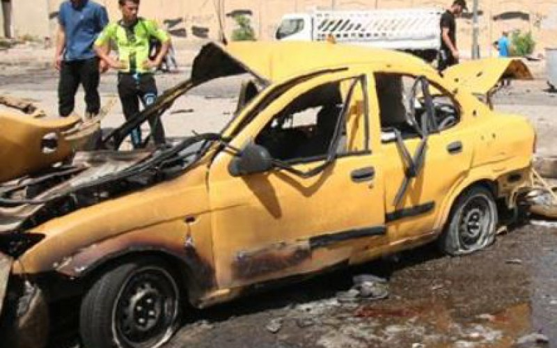 Iraq : Three bomb explosions kill 14 in around Baghdad