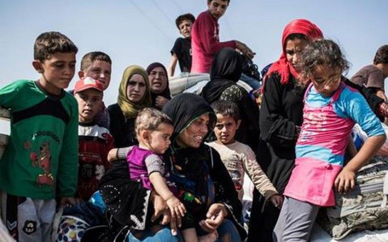 Syria: 1000s trapped in Daesh-held Raqqa, northern Aleppo amid fighting