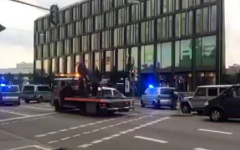 Germany: Shooting near the Olympic stadium in Munich, at least three dead