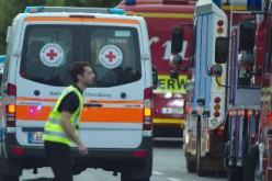 Germany: the suicide bombing of a Syrian migrant nearly a music festival, 12 injured