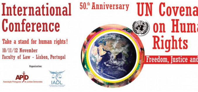 HRA at the Lisbon International Conference