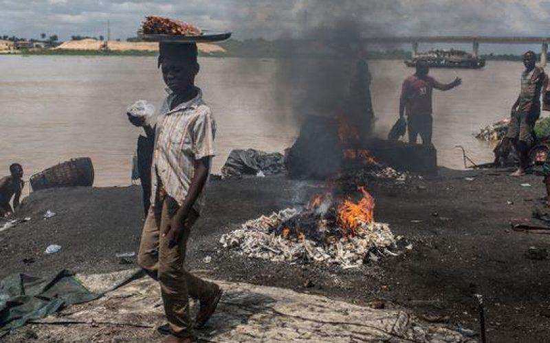 Pollution: 300 million children breathe toxic air, according to UNICEF