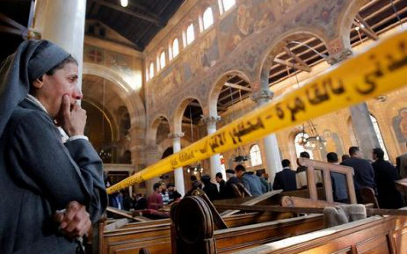 The Coptic Church of France strongly reacted to the attack in Cairo