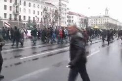 Belarus: Hundreds of demonstrators arrested