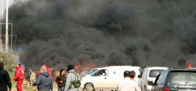 Syria: 126 deaths including 68 children in an attack