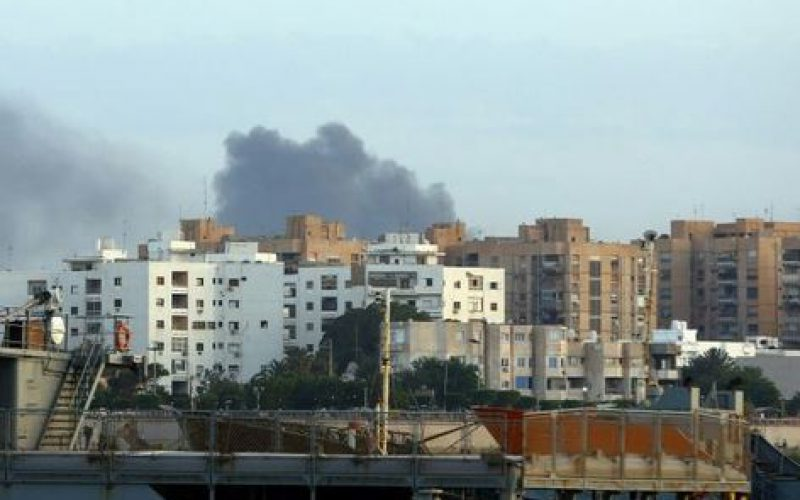 Libya: Fierce fighting in Tripoli killed more than 28 people