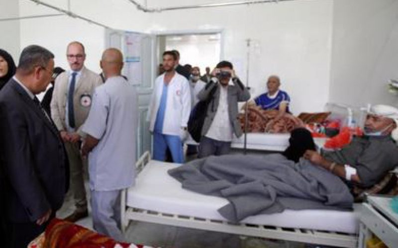 Cholera killed 115 people in Yemen in 2 weeks (ICRC) . WHO now ranks Yemen as one of the biggest humanitarian emergencies on the planet with Syria, South Sudan, Nigeria and Iraq