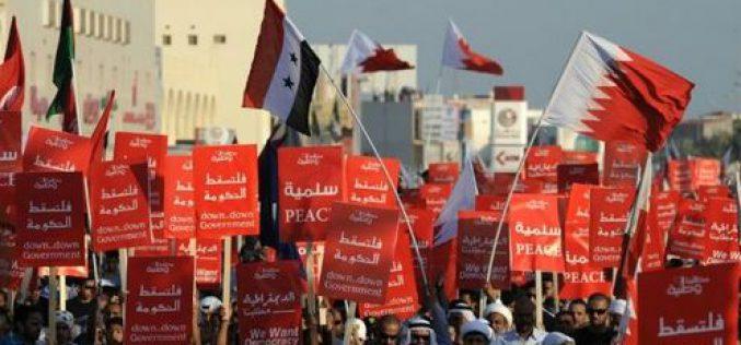 Bahrain: protesters shot dead, dozens injured