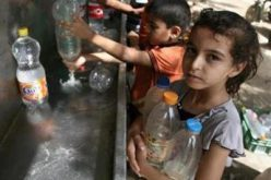 How long will Gaza survive without water?