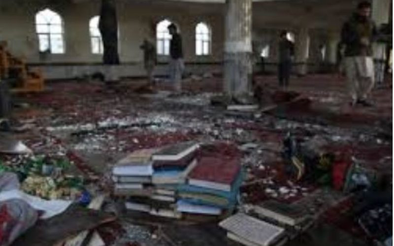 Afghanistan: Attacks on two mosques in Kabul, 60 dead