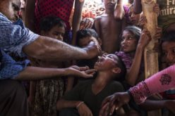 Myanmar: 582,000 Rohingya refugees in Bangladesh since late August, according to the UN