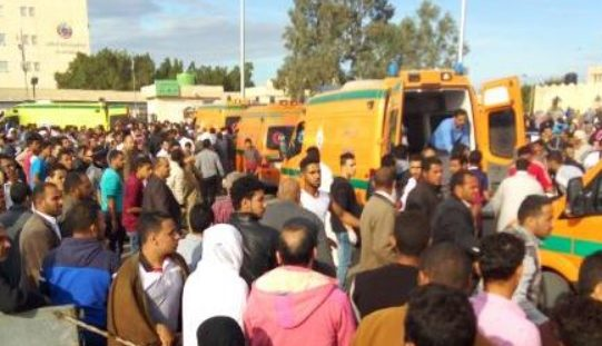 Attack against a mosque in Egypt: more than 300 dead including 27 children