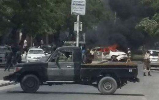 Somalia: Mogadishu terrorist attacks condemned by the UN