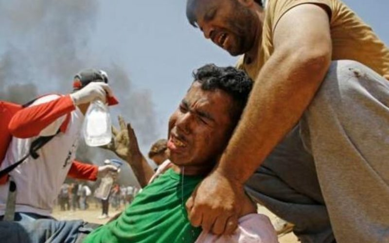 Gaza: As new US Embassy opens in Jerusalem, more than 50 Palestinians were killed on Monday by Israeli gunfire during protests in Gaza