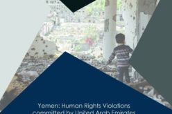 Human Rights Violations committed by United Arab Emirates -HRA Report -June 2018