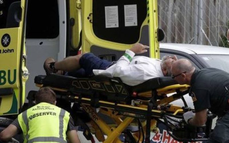 New Zealand: Condolences to the relatives of the victims of the Christchurch Terrorist Attack