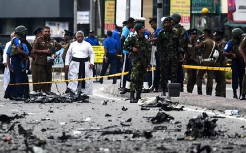 Sri Lanka: The death toll in the attack has increased, more than 300 dead