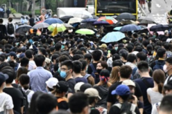 Hong Kong: Protesters provoke postpone consideration of controversial bill